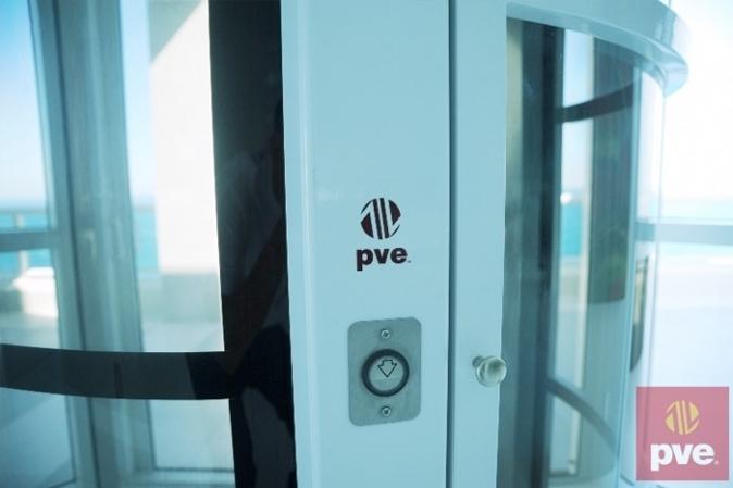 Ascensor Neumático PVE52 (1316) 3 Personas