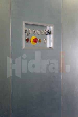 Elevador Carga Acompañada - EHMix 1500/DC