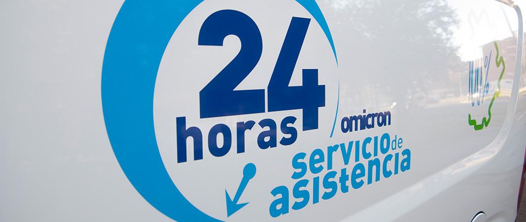 Servicio de emergencias 24 horas