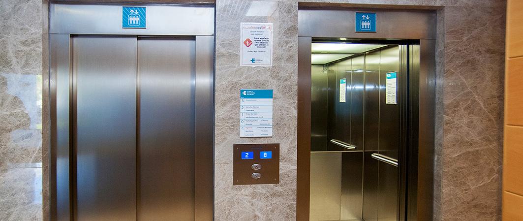 Instalaciones de ascensores y obra nueva