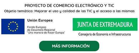 Subvencionado por Junta de Extremadura